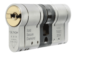 Ultion Euro Lock